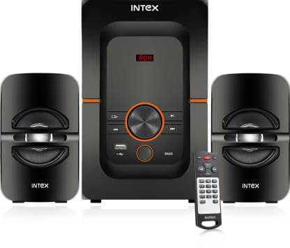 Flipkart Deal – Intex 2.1 Bang Plus FMUB OS 54 W Bluetooth Home Theatre  (Black, 2.1 Channel) @ 2099RS post thumbnail image
