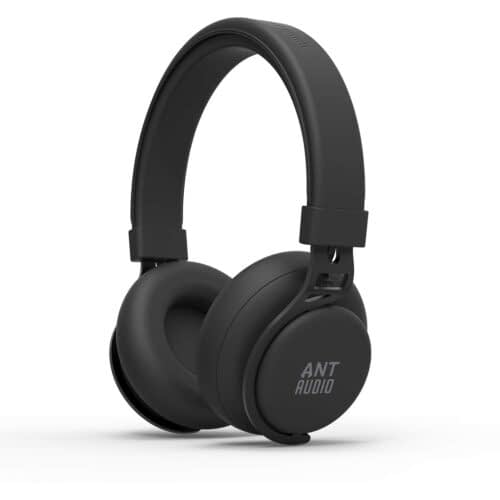 Amazon Deal – Ant Audio Treble 900 On -Ear HD Bluetooth Headphones with Mic (Carbon Black) @ 799RS post thumbnail image