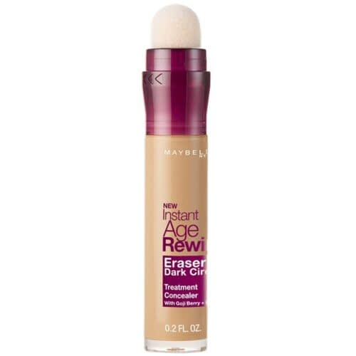 Amazon Deal – Maybelline New York Instant Age Rewind Concealer, Medium, 6g @ 310RS post thumbnail image
