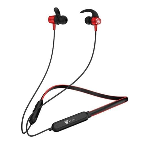 Amazon Deal – ANT AUDIO Wave Sports 540 Wireless Bluetooth in Ear Neckband Headphone with Mic (Fiery Red) @ 599RS post thumbnail image